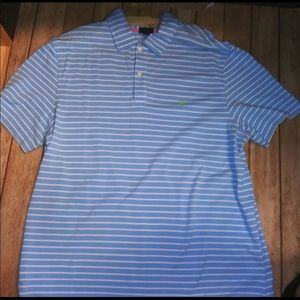 Lilly Pulitzer men's polo